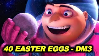 Download 40 EASTER EGGS in DESPICABLE ME 3 (2017) 😍 Video