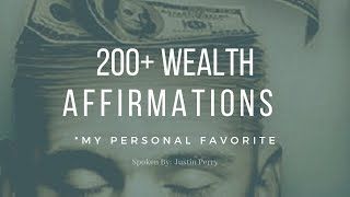 Download 200+ ″Wealth Affirmations″ (My Personal favorite!) Listen While You Sleep! Video