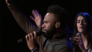 Download Kierre sings ″Reckless Love″ (with spontaneous worship) at Lifepoint Church Video