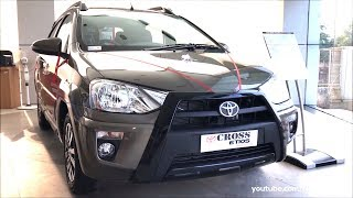 Download Toyota Etios Cross X-Edition 2017 | Real-life review Video
