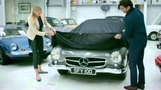 Download David Gandy | The Classic Car Show (16/04/2015) Video