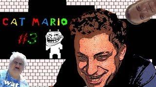 Download VÉGE, NEM KELL TÖBBET JÁTSZANI!   Cat Mario Rage Gameplay #3 Video