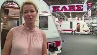 Download Tv: Campingnyhed - Kabe Royal 600 TDL-campingvogn (2017-model) Video