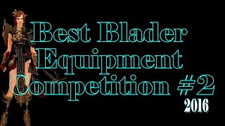 Download Cabal Online EU - Best Blader Equipment Competition #2 - Paszczusznick, Dudito... Video