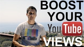 Download Boost YouTube Views: 8 Simple Tricks To Turbo Charge your Video Traffic Video