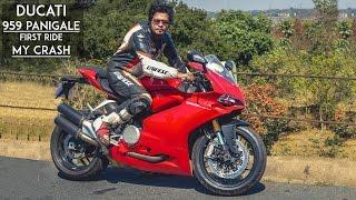 Download Superbikes Ride to GarhPanchkot | My Crash | Ducati 959 Panigale | Ninja ZX10R | ZX14R | RWR Video