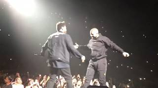 Download Weeknd Brings out Drake in Toronto HD (May 27, 2017) Video