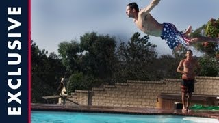 Download On Pace w/ Pastrana: Belly flops, Rope Swings, and Surgery | S1E19 Video