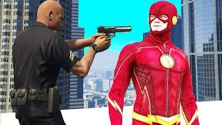 Download Cop Arrests Me For Using Super Powers! (GTA RP) Video