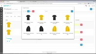 Download How to add product in Opencart admin: With product color variant images Video
