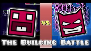 Download The Building Battle | Geometry Dash Video