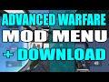 Download [PS3/AW] RawDog's Call of Duty: Advanced Warfare Mod Menu + Download! Video