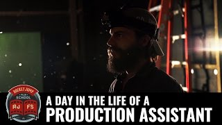 Download A Day in the Life of a Production Assistant Video