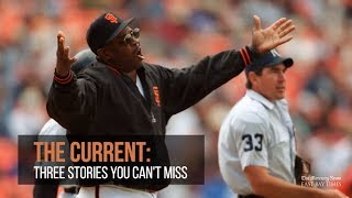 Download Automated construction vehicles and Dusty Baker's baseball stories are some today's Current stories Video