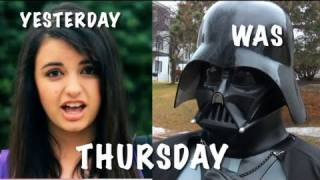 Download Rebecca Black - Friday (Chad Vader Official Parody) Video