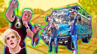 Download I STOLE LOGAN'S COOL BUS!! **GONE WRONG** Video