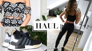 Download TRY ON HAUL (Lululemon, Zara, Celine, Lulus, Adidas) | Annie Jaffrey Video