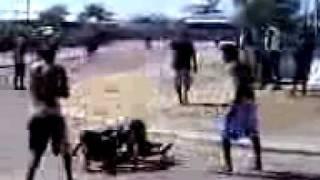 Download Old man throwing lightning Video