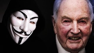 Download Anonymous - The King of NWO Has Fallen! What Happens Now... (Operation Rockefeller) Video