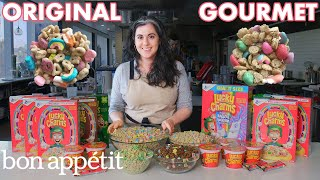Download Pastry Chef Attempts To Make Gourmet Lucky Charms | Gourmet Makes | Bon Appétit Video