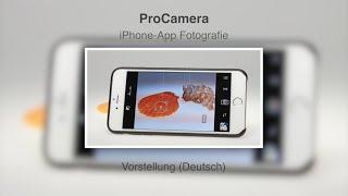 Download ProCamera - iPhone-App Fotografie - Vorstellung (Deutsch) Video