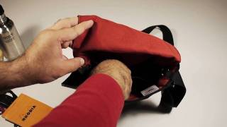 Download The Small Cafe Bag from Tom Bihn Video
