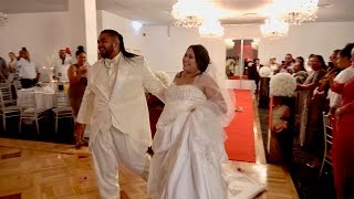 Download Incredible Wedding Party Entrance | Introducing Mr & Mrs Charles & Madylaine Tu'ipulotu Video