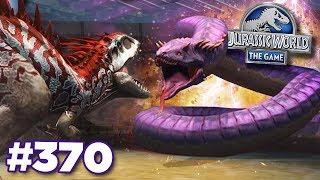 Download NEW BOSS TITANOBOA SNAKE!!! | Jurassic World - The Game - Ep370 HD Video
