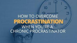 Download How to Overcome Procrastination | Brian Tracy Video