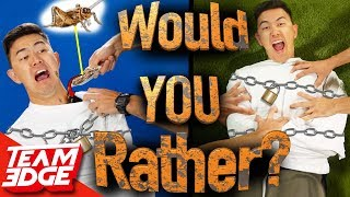 Download ″Would You Rather!?″ In Real Life!   Choose Your Fate!! Video