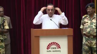 Download Dr Subramanian Swamy speech at Indian Institute of Management (IIM) Bangalore Video