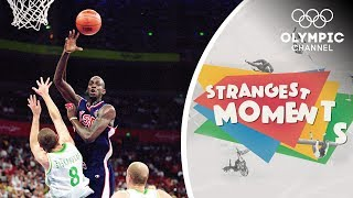 Download When Lithuania surprised USA Basketball | Strangest Moments Video