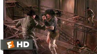 Download Operation Condor (6/9) Movie CLIP - Platform Brawl (1991) HD Video