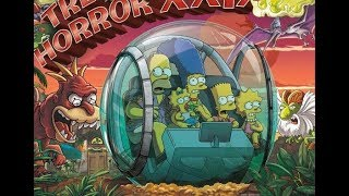 Download NOTICION!!! JURASSIC WORLD EN LOS SIMPSONS!!! ESPECIAL HALLOWEEN 2018 Video