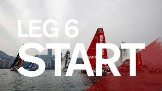 Download Leg 6 Start in Hong Kong – Full Replay | Volvo Ocean Race Video