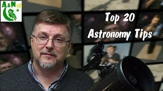 Download Top 20 Astronomy Tips Video