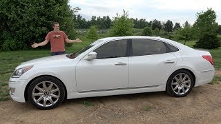 Download Here's Why the Hyundai Equus Is the Best Luxury Sedan Bargain Ever Video