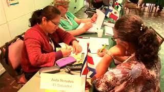 """Download Seminario de la OIT """"Fortalecimiento de las organizaciones de trabajadoras domésticas"""" Video"""