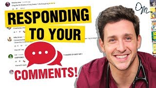 Download How Do I Lose Belly Fat? | Responding To Your Comments! | Doctor Mike Video