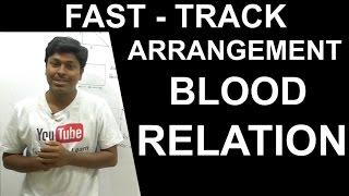 Download Blood Relation Arrangements ( Fast Track) English Video