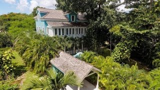 Download Charming Colonial Villa in Old Fort Bay, Bahamas Video