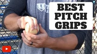 Download Best Pitch Grips to Strike Hitters Out Video