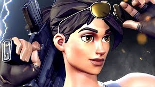 Download FORTNITE Battle Royale: THE MOVIE | All Cinematic Cutscenes (HD) Video