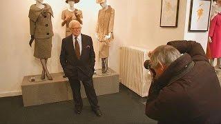 Download Pierre Cardin inaugura su nuevo museo en París - le mag Video