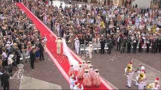 Download Juillet 2011, Le Mariage Princier: Instants d'Histoire, de grâce et d'émotion Video