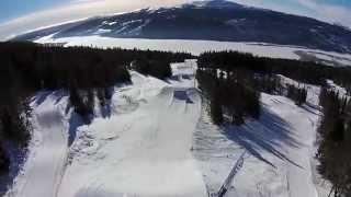 Download Åre Ambilight Snow Park Video