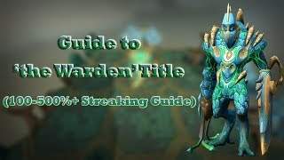 Download RuneScape 3: Telos Guide 2017 — Guide to 'the Warden' Title (100-500%+ Streaking Guide) Video