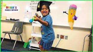 Download Ryan's Last Day of School!!!!! Video