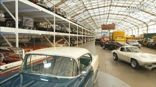 Download Family inherits world-record classic car collection Video