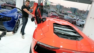 Download I SURPRISED HIM WITH A LAMBORGHINI !!! Video